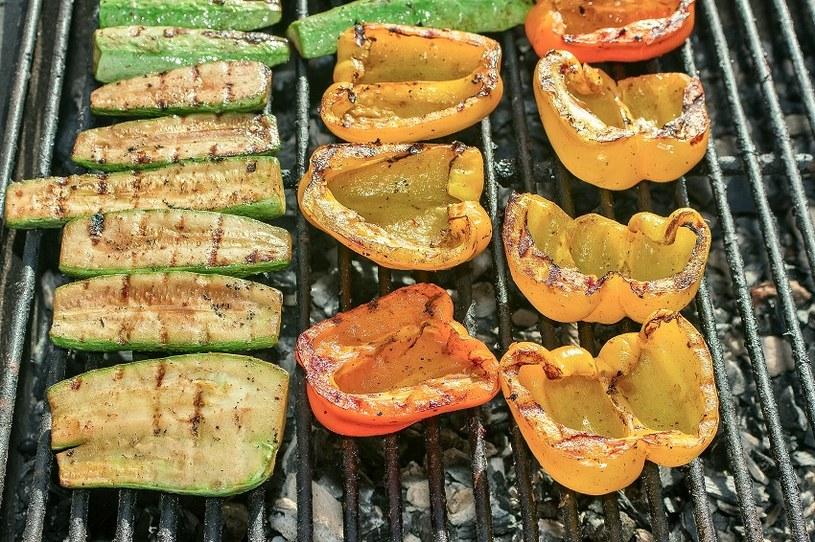 Grillowane warzywa /materiały prasowe