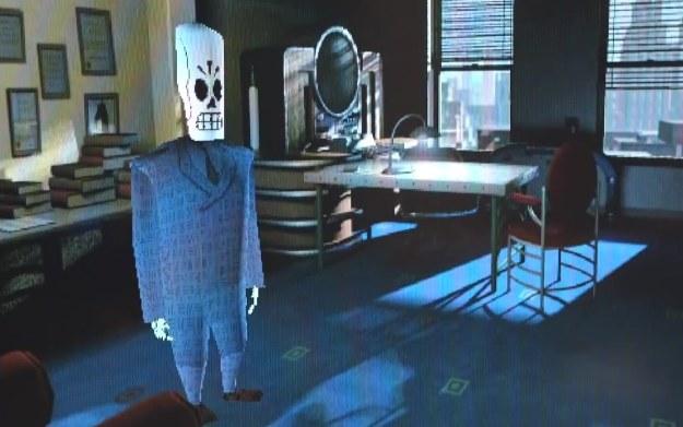 Grim Fandando - fragment prezentacji wersji na PS4. Materiał znaleziony w serwisie YouTube.com /materiały prasowe