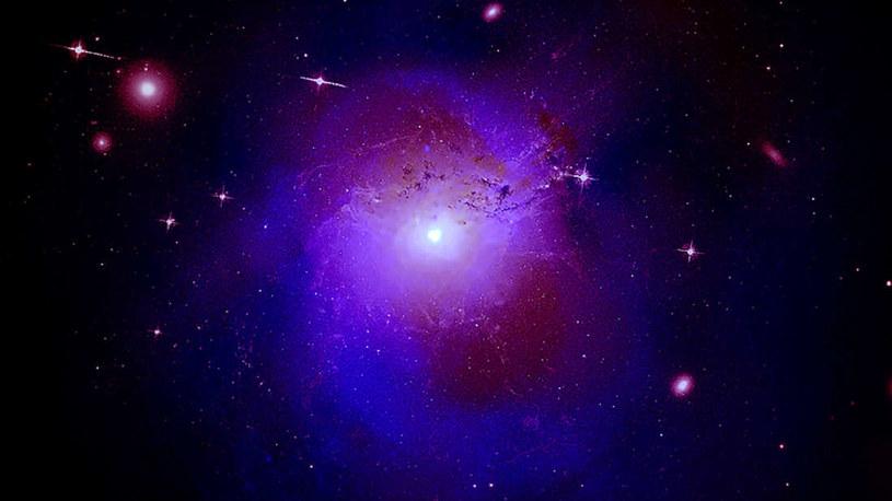 Gromada Perseusza /NASA