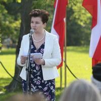 Gronkiewicz-Waltz nie zgadza się na demonstrację przeciwko