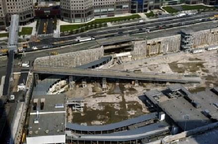 """Ground Zero"" /AFP"