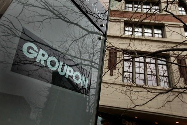 Groupon, siedziba w Chicago /AFP