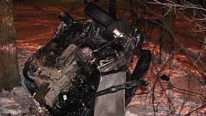 Groźny wypadek na Olimpijskiej w Bytomiu