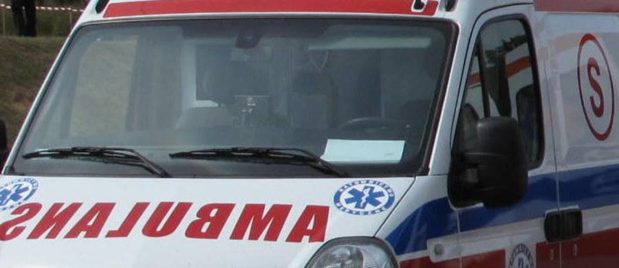 Groźny wypadek na rozlewisku w miejscowości Sielska Woda. Zdj. ilustracyjne /Archiwum RMF FM