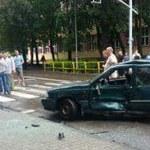 Groźny wypadek w Bytomiu. Kierowca miał w organizmie 2,5 promila alkoholu