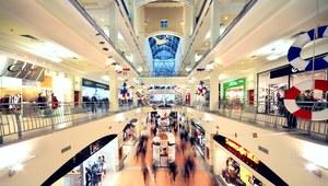 Groźny wypadek w centrum handlowym w Warszawie