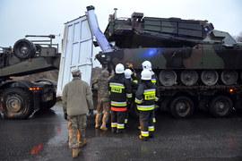 Groźny wypadek w Mirosławcu