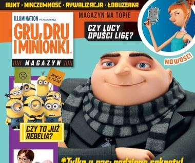 Gru, Dru i Minionki w nowym czasopiśmie