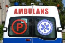 Grudziądz: 2,5-letnie dziecko wypadło z okna