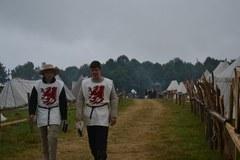 Grunwald: Cisza przed bitwą