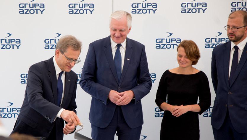 Grupa Azoty rusza z ważną inwestycją. Powstanie nowe centrum B+R