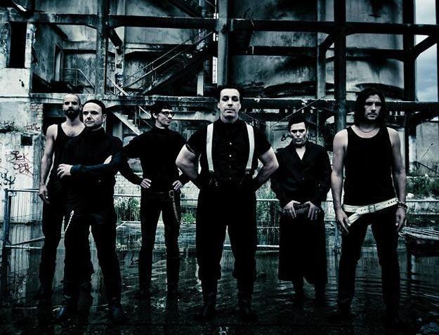 Grupa Rammstein cieszy się w Polsce ogromną popularnością /Universal Music Polska