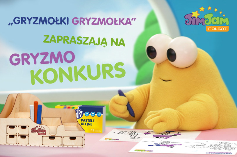 Gryzmokonkurs /INTERIA.PL