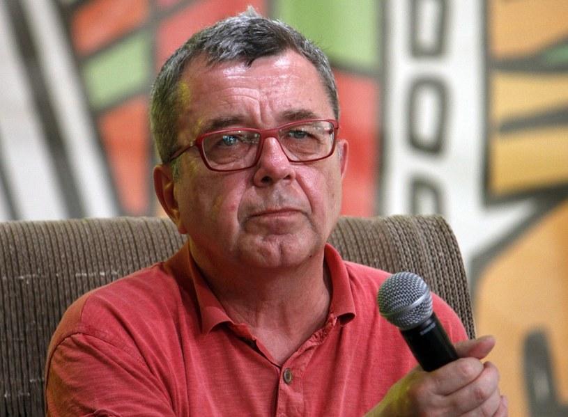 Grzegorz Miecugow na 19. Przystanku Woodstock /Krystian Dobuszyński /Reporter