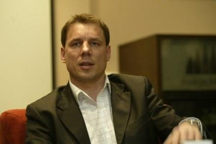 Grzegorz  Mielcarski Fot. Tomasz Markowski /Agencja Przegląd Sportowy