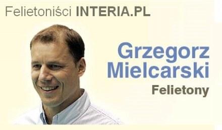 Grzegorz Mielcarski. /INTERIA.PL