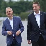 Grzegorz Napieralski i Andrzej Rozenek powołali nowe ugrupowanie - Biało-Czerwoni