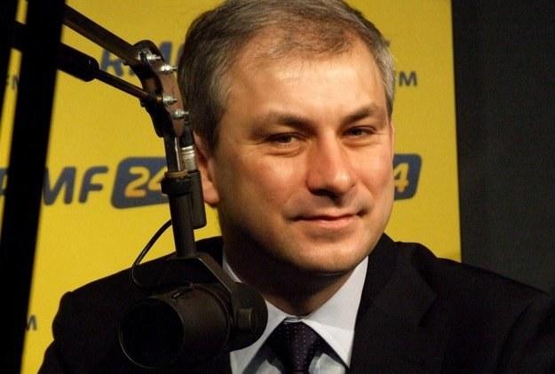 Grzegorz Napieralski /RMF