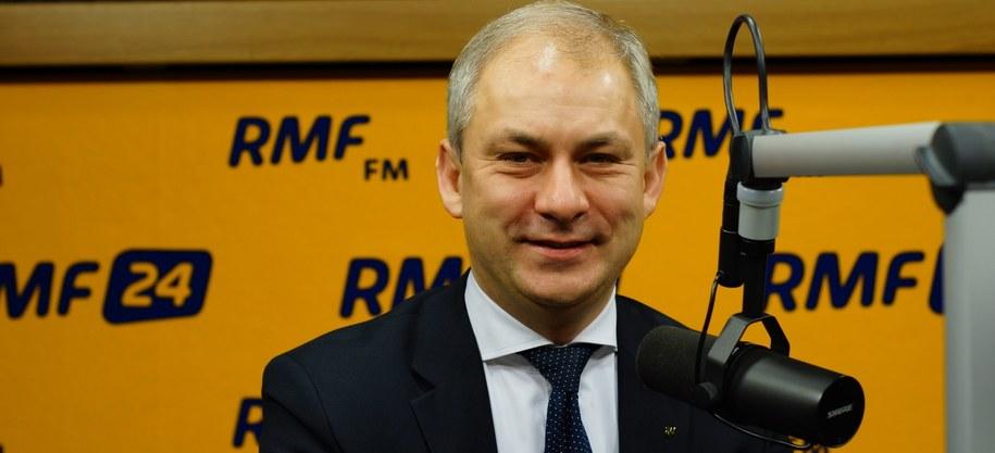 Grzegorz Napieralski /Michał Dukaczewski /Archiwum RMF FM
