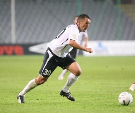 Grzegorz Piechna Fot. Tomasz Markowski /Agencja Przegląd Sportowy