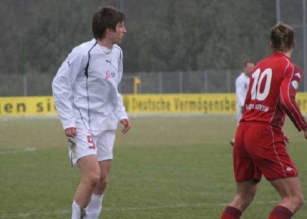 Grzegorz Rasiak zdobył dla Polski prowadzenie w sparingu /INTERIA.PL