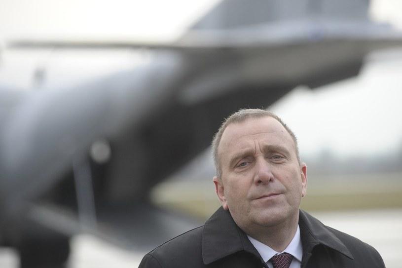 Grzegorz Schetyna, fot. Wojciech Stróżyk /Reporter