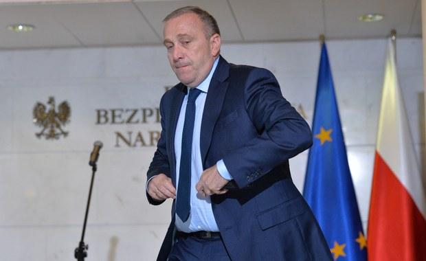 Grzegorz Schetyna: Szydło próbuje dawać radę. Ma trudną sytuację, kiedy Kaczyński wywiera presję
