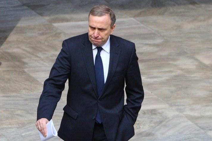 Grzegorz Schetyna /Stanisław Kowalczuk /East News