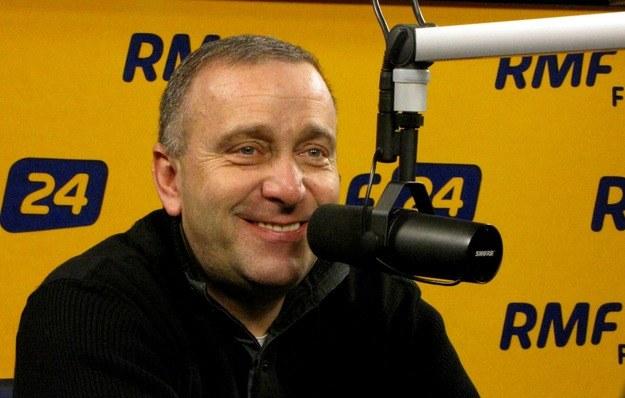 Grzegorz Schetyna /RMF FM