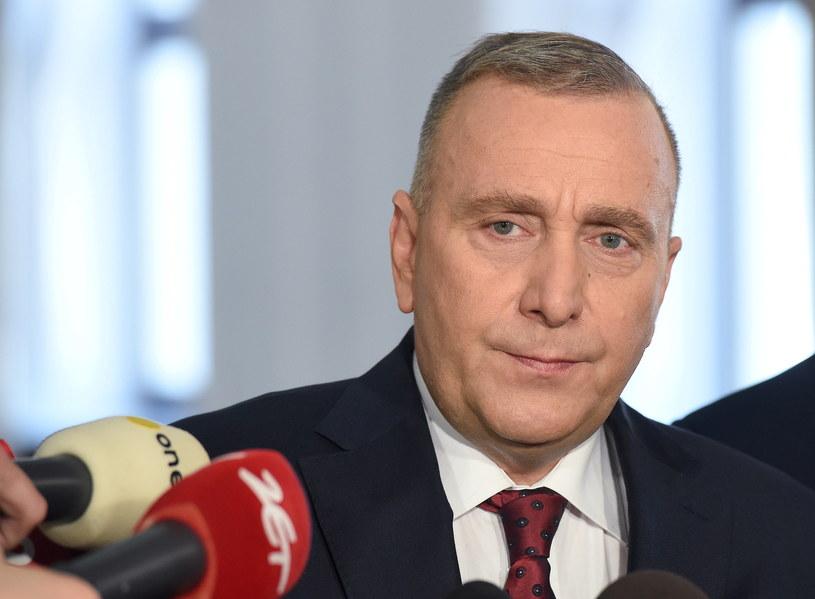 Grzegorz Schetyna /Radek Pietruszka /PAP