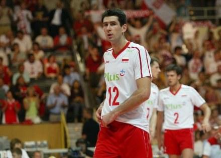 Grzegorz Szymański Fot. Kamil Jóźwiak /Agencja Przegląd Sportowy
