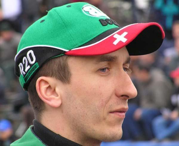 Grzegorz Walasek i jego klubowy kolega Sebastian Ułamek mogą świętować sukces na torach w Niemczech /INTERIA.PL