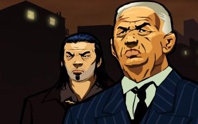 GTA: Chinatown Wars - motyw z gry /INTERIA.PL