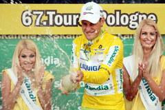 Guarnieri wygrał pierwszy etap TdP