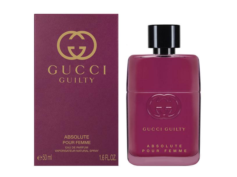 Gucci Guilty Absolute Pour Femme /materiały prasowe