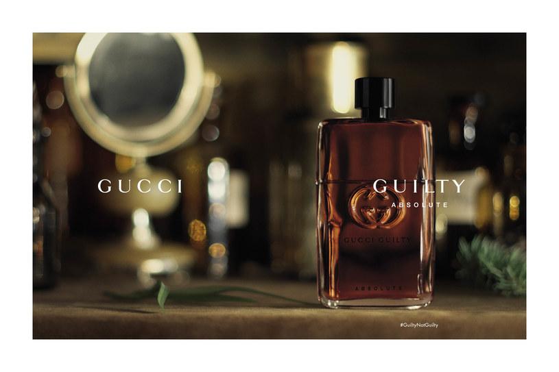 Gucci Guilty Absolute /materiały prasowe