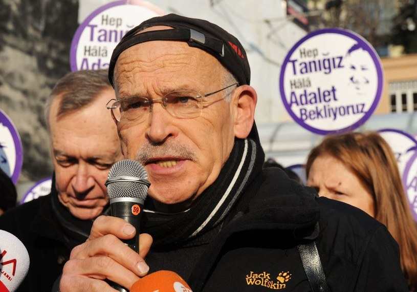 Guenter Wallraff to najpopularniejszy dziennikarz śledczy w Niemczech /BULEN KILIC /AFP