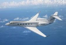 Gulfstream G500 - luksusowy samolot dla milionerów