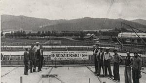 Gumowy kapitalizm - fabryka Oskara Schmidta w Sanoku