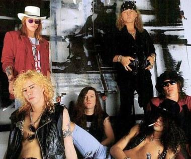 Guns N'Roses: To tylko złudzenie
