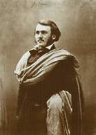 Gustawe Doré, fotografia Nadara /Encyklopedia Internautica