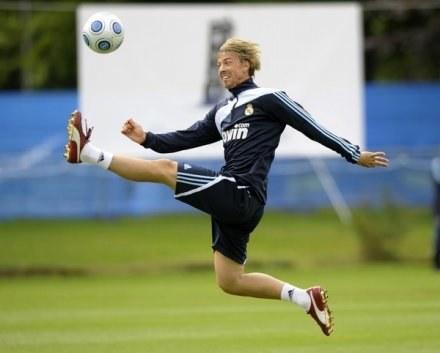 Guti spędził w Realu 25 lat. Teraz może odejść do Interu Mediolan /AFP