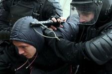 Gwałtowne protesty w Mińsku. Kilkuset zatrzymanych