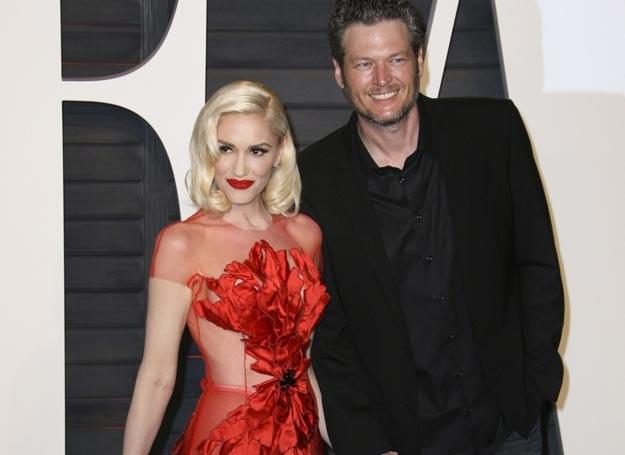 Gwen Stefani i Blake Shelton /Splash News /East News
