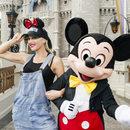 Gwen Stefani planuje wycieczę do Disney World