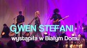 Gwen Stefani wystąpiła w Białym Domu. To ostatnia taka kolacja podczas prezydentury Baracka Obamy