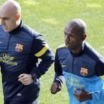 Gwiazda Barcelony wyszła na boisko pierwszy raz po przeszczepie