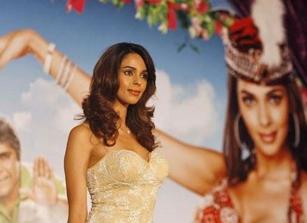 Gwiazda kina Bollywood Mallika Sherawa /AFP