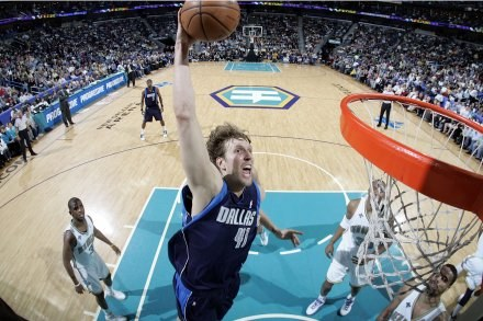 Gwiazda ligi NBA Niemiec Dirk Nowitzki /AFP