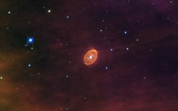 Gwiazda SBW2007 wkrótce zakończy żywot jako supernowa /NASA